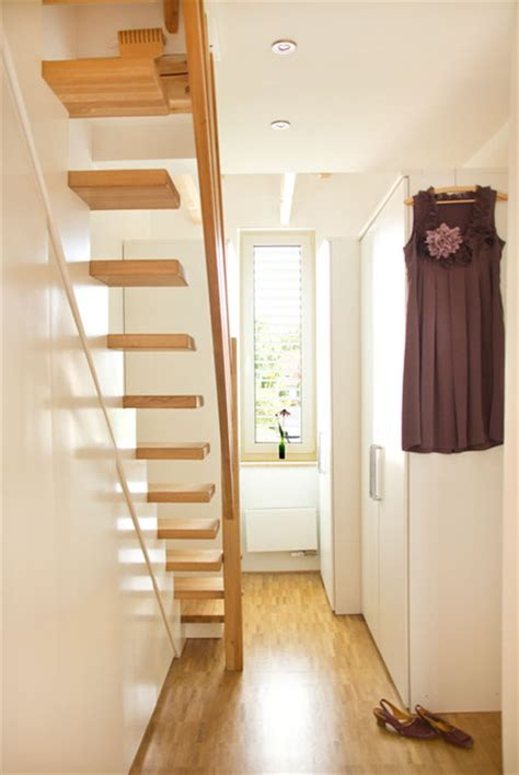 stairs to attic remodeling house in germany scandinavian staircase other metro by lisa nieschlag quot liz