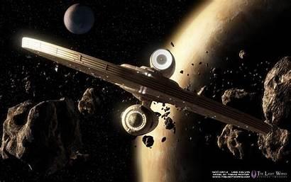 Trek Uss Kelvin Star Discovery Wallpapers Resolution