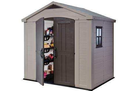8x6 outdoor garden storage shed כתר ישראל