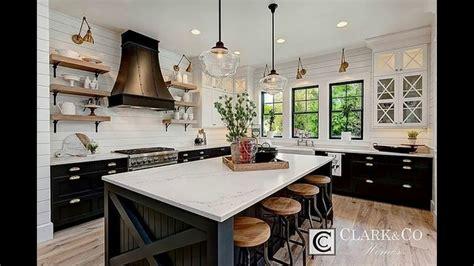 40 beautiful farmhouse style kitchen island ideas
