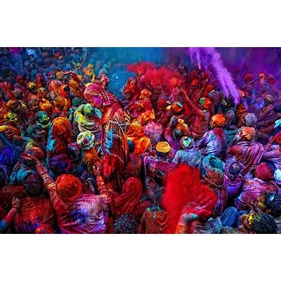 """""""Happy Holi!"""" – Festival of ColoursWater and Megacities"""