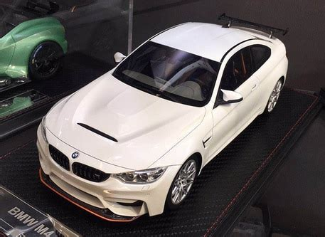 frontiart bmw  gts white resin model