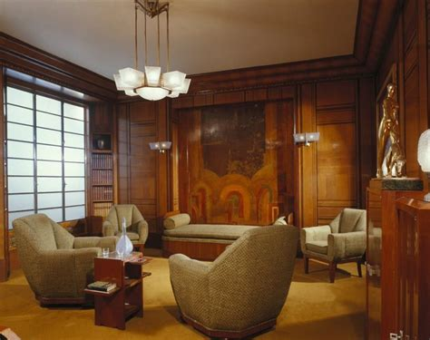 find art deco style vintage furniture  decor