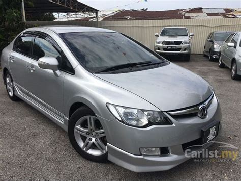 best car repair manuals 2006 honda civic electronic toll collection honda civic 2006 i vtec 2 0 in selangor automatic sedan silver for rm 49 800 3325181 carlist my