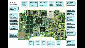 H61 Motherboard Circuit Diagram