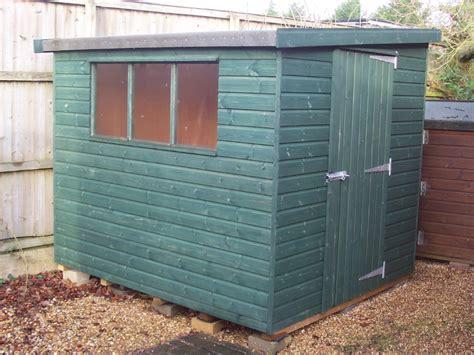 build diy pent shed plans   plans wooden custom