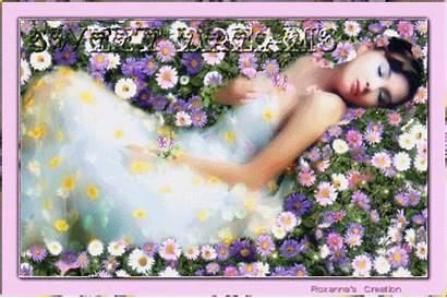 Sweet Night Dreams Glitter Goodnight Friends Sleep