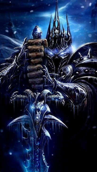 Phone Cell Wallpapers Warcraft Iphone Wow Mobile