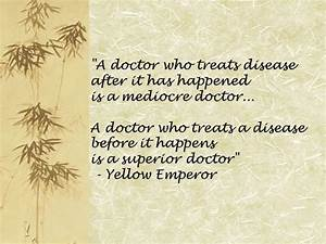 13 best Acupunc... Ancient Medicine Quotes