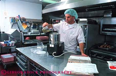 Released Man Hospital Cooking Stock Photo 4116