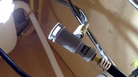 price pfister treviso faucet diverter installation youtube