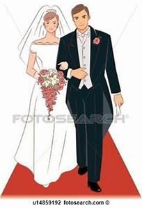 Dessin Couple Mariage Noir Et Blanc : 28 meilleures images du tableau maries couples weddings ~ Melissatoandfro.com Idées de Décoration
