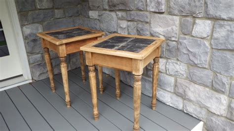 what to put on end tables besides ls slate top end tables night stands