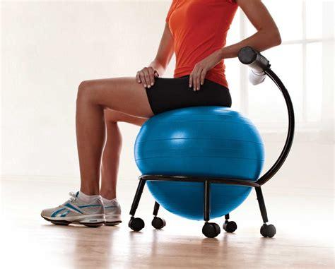 Amazon.com : Gaiam Custom Fit Adjustable Balance Ball