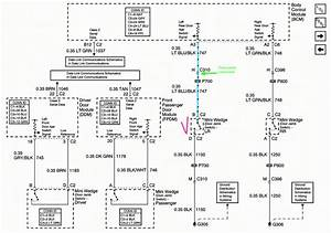 2004 Chevrolet Cavalier Stereo Wiring Diagram