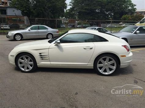 Chrysler Crossfire 2005 by Chrysler Crossfire 2005 3 2 In Selangor Automatic
