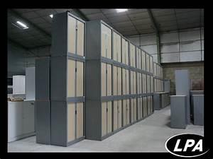 Bureau Pas Chere : armoire de bureau arfeo ~ Melissatoandfro.com Idées de Décoration