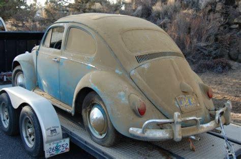 Barn Bug by Barn Bug 1962 Volkswagen Beetle