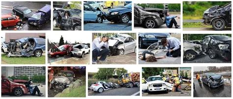 5 Common Types Of Car Accidents