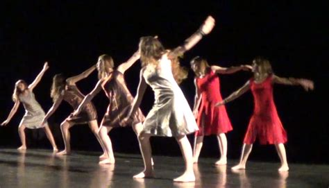 cuisine formation danse moderne