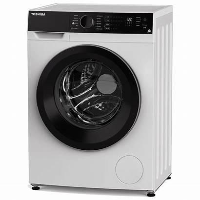 Machine Washing Load Toshiba Dryer Washer Combo