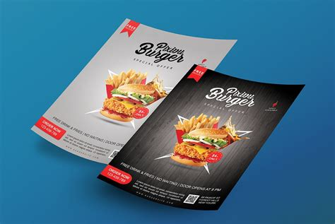 Colorful Corporate Business Flyer Template Psd File Free Floating Flyer Mockup Free Psd Psd
