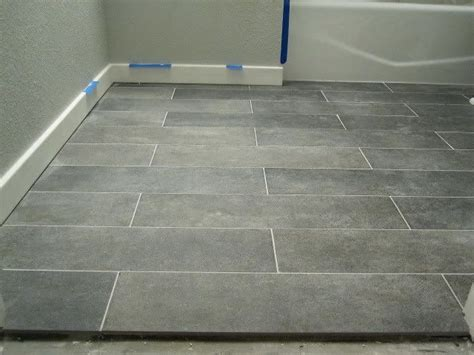 ceramic tile for bathroom floor crossville ceramic co from the great indoors 6 x 24