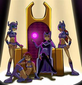 Blackfire's Throne [Close-up] by Glee-chan on deviantART ...