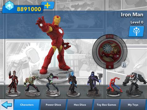 Disney Infinity Toy Box 2.0 Hack Unlimited Sparks (all