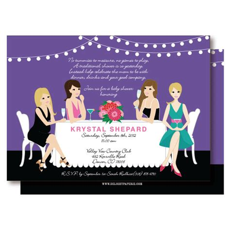 Non Traditional Baby Shower by Non Traditional Baby Shower Invitations Wine Before