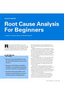 Root Cause Analysis Template 2 Free Templates In Pdf