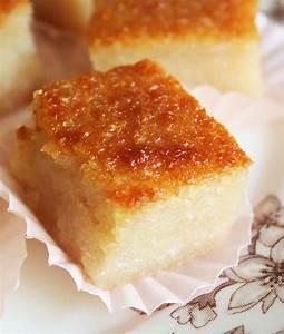 Cherry on a Cake: CASSAVA CAKE ~ KUIH BINGKA UBI KAYU