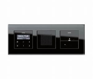 Gira Radio Bluetooth : dockingstation von gira unterputz radio rds und esprit ~ Frokenaadalensverden.com Haus und Dekorationen