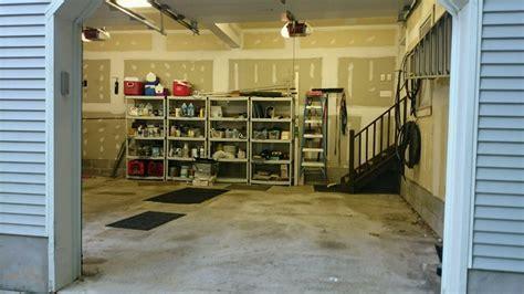 Garage Storage and Floor Examples   NEAT Storage Designs