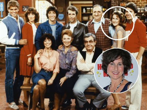 happy days reboot  works  cathy silvers  played