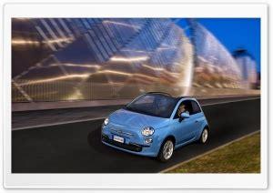 Fiat 500c 4k Wallpapers by Fiat 500 Vintage Hdr 4k Hd Desktop Wallpaper For 4k Ultra