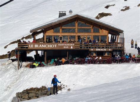 restaurants chalets de restauration le grand massif