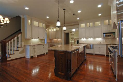 historic  home renovation traditional kitchen