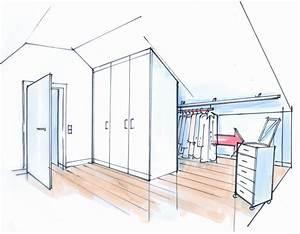 Begehbarer Kleiderschrank Selber Bauen Dachschräge : schiebestangen kleiderschrank f r dachschr ge ~ Watch28wear.com Haus und Dekorationen