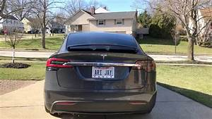 Tesla Model S 75d : tesla model x 75d walk around feature review youtube ~ Medecine-chirurgie-esthetiques.com Avis de Voitures