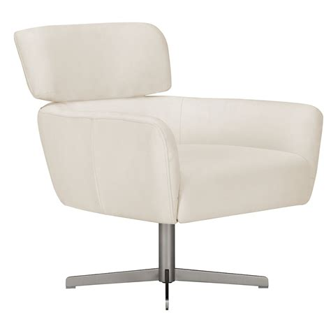 city furniture white fabric swivel accent chair
