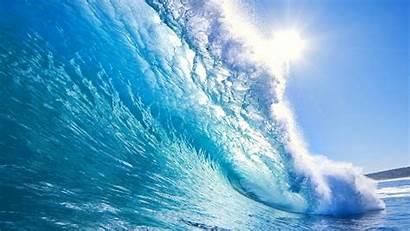 Waves Water Wallpapers Wave Ocean Pretty Beach