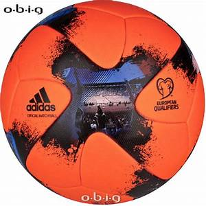 Adidas Release World Cup Qualifier Balls