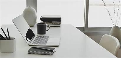 Office Desktop Table Computer Desk Equipment Technology