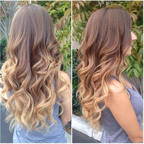 dark brown hair with light brown ombre 25 best ideas about light brown ombre on pinterest