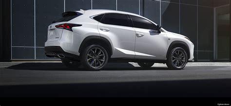 2018 Lexus Nx  Luxury Crossover Lexuscom