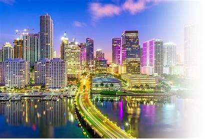 Miami Gates States United Office Places Center