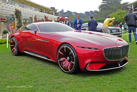 Pebble Beach Concours D'elegance, Concept Cars 2016