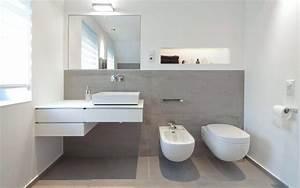 Fliesen Bad Weiß : bad fliesen grau weiss ~ Markanthonyermac.com Haus und Dekorationen