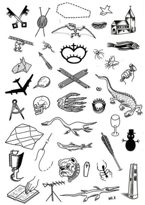 1001 + Ideas for Unique and Meaningful Small Tattoos for Men